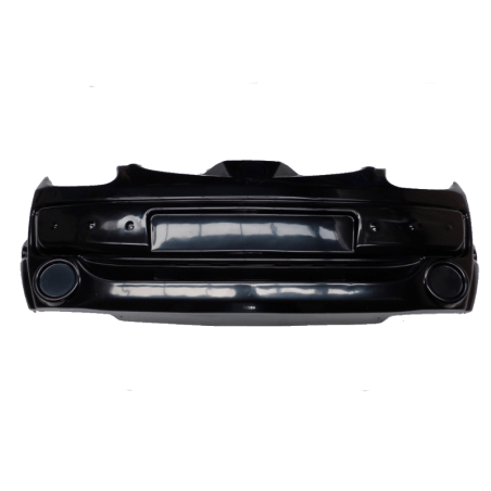 Pare-Chocs Avant Adaptable Aixam A721 - A741 - A751 Sans Ant