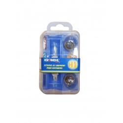 Coffret ampoules H1