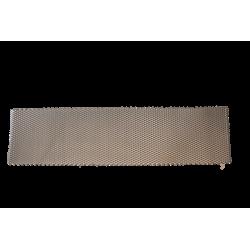 grille de pare chocs alu abaca - JDM origine