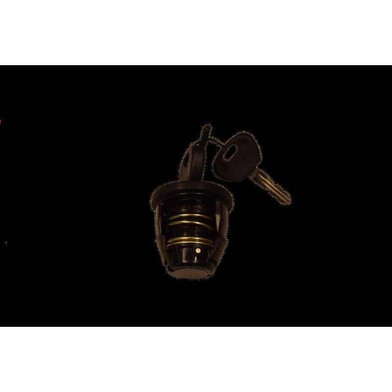 Bouchon de réservoir a clé origine