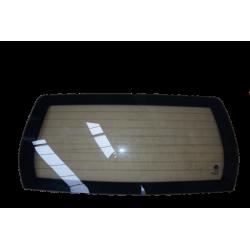 JDM origine - lunette arrière dégivrante verte - titane