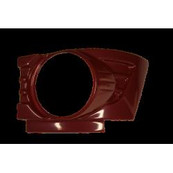 enjoliveur feu ar droit sur aile -  rouge  xheos - JDM origine