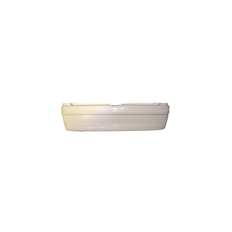 Pare-Chocs Arrière - Virgo 3 polyester - Microcar