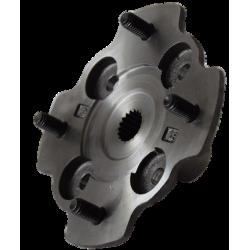 Moyeu de roue sans centreur Jdm - Microcar