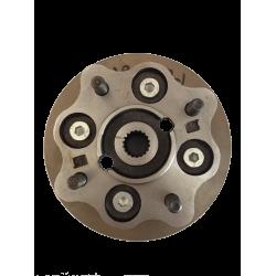 Disque de frein avant complet avec moyeu d 172 mm - Jdm-Simpa