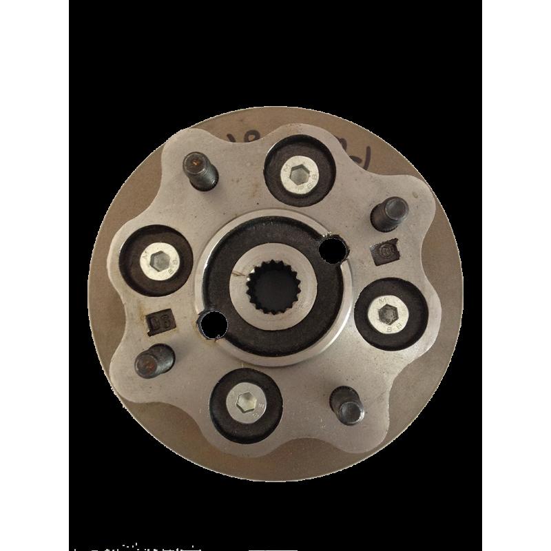 Disque de frein avant complet avec moyeu d 172 mm - Jdm