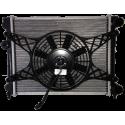 Radiateur Microcar & Ligier (avec ventilateur)