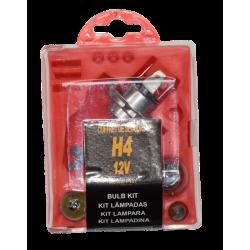 Coffret ampoules H4