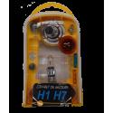 Coffret ampoules H1 + H7