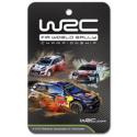 carte parfumée - WRC