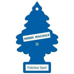 arbre magique Fraicheur sport