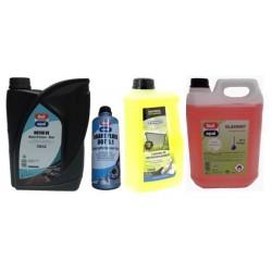Pack liquide entretien