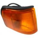 Clignotant avant gauche - Lyra (orange) - Microcar