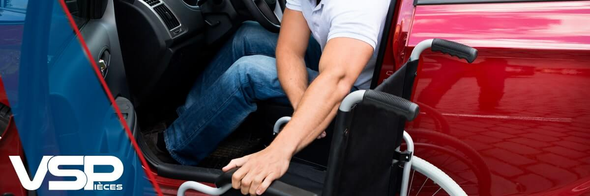 Conduire voiture sans permis handicap