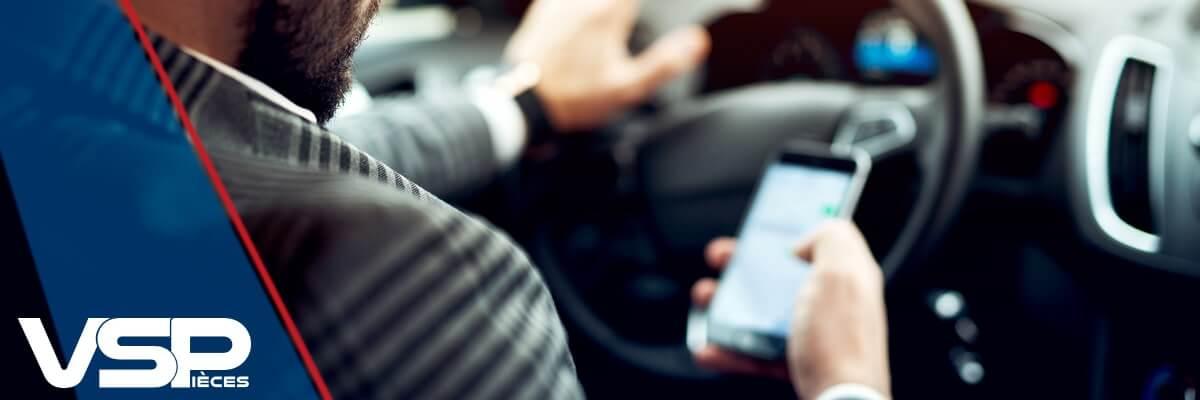 Amende et retrait de points voiture sans permis