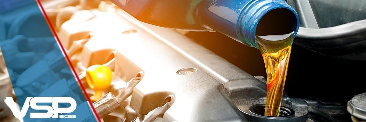 Bien choisir l'huile pour sa voiture sans permis